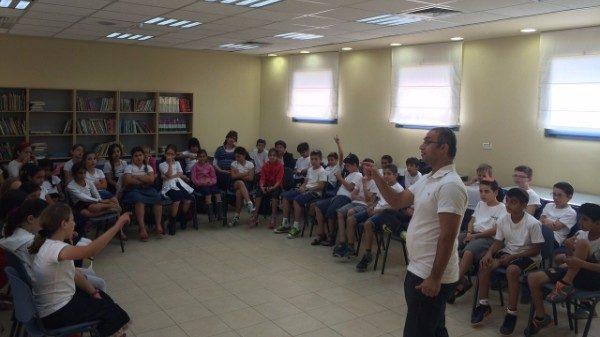 הרצאות לילדים ונוער